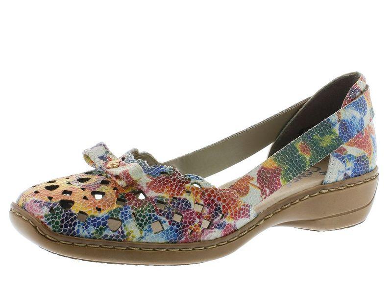 Rieker cipő - 413X2-90