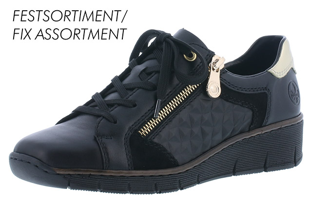 Rieker cipő - 53703-00