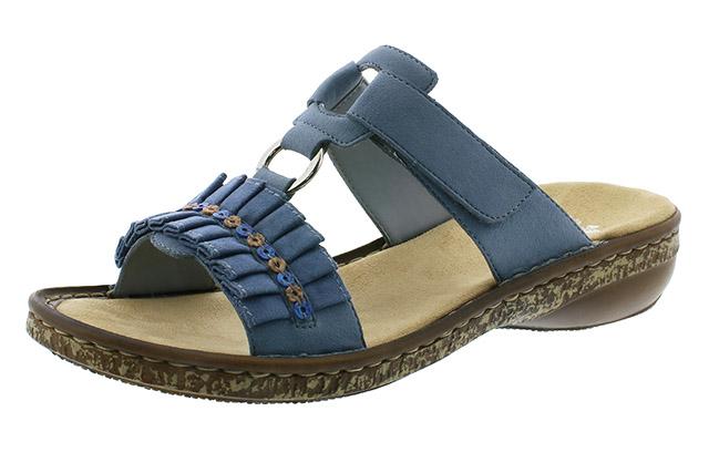 Rieker cipő - 628R3-12