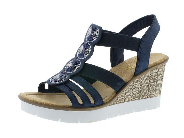 Rieker cipő - 65515-14