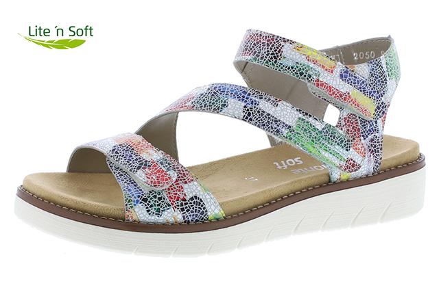 Rieker cipő - D2050-90