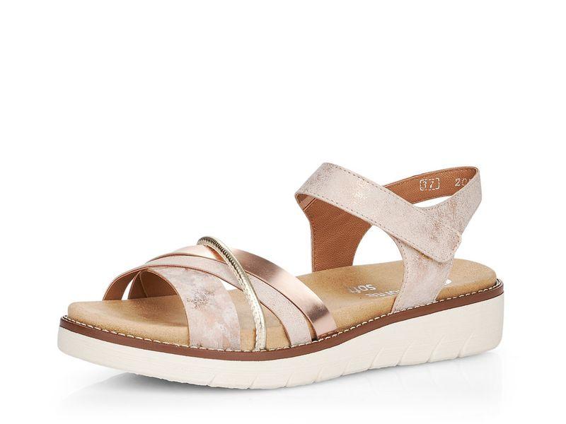 Rieker cipő - D2058-31