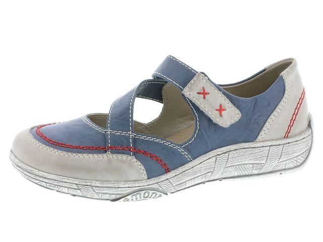 Rieker cipő - D3817-14