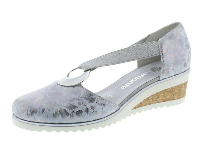 Rieker cipő - D5502-42