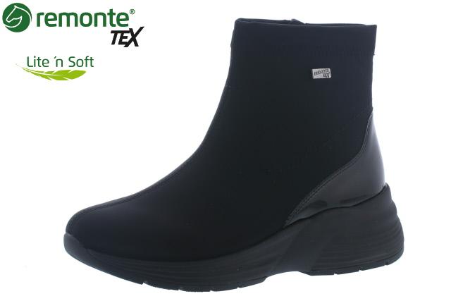Rieker cipő - D6677-02