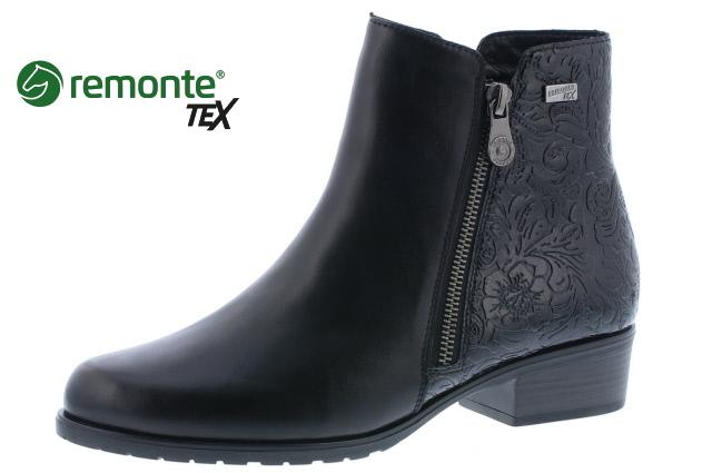 Rieker cipő - D6871-01