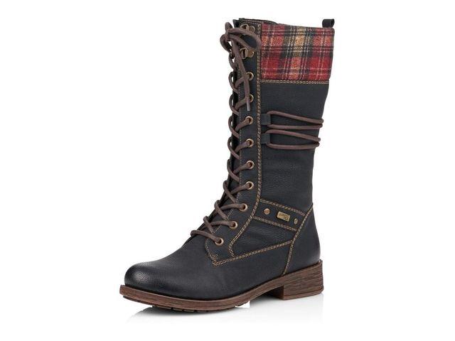 Rieker cipő - D8077-01