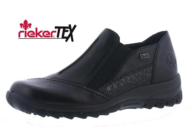 Rieker cipő - L7178-00
