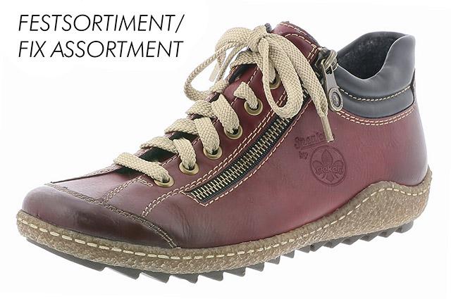 Rieker cipő - L7516-37