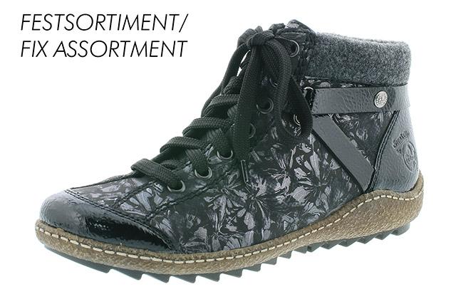 Rieker cipő - L7527-00