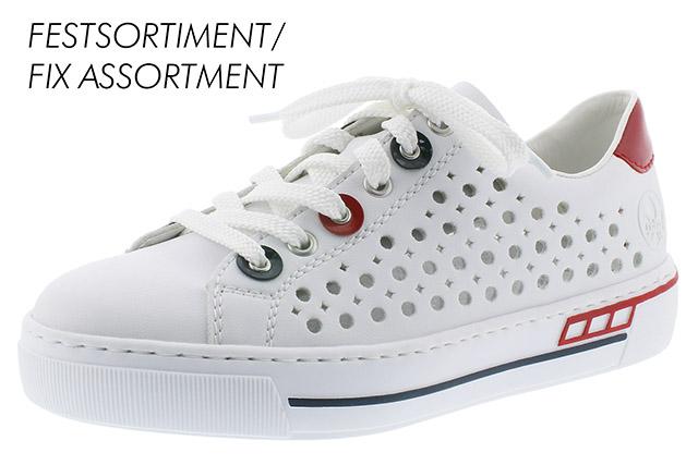 Rieker cipő - L8895-80