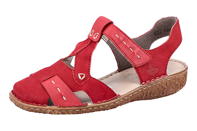 Rieker cipő - M0972-33