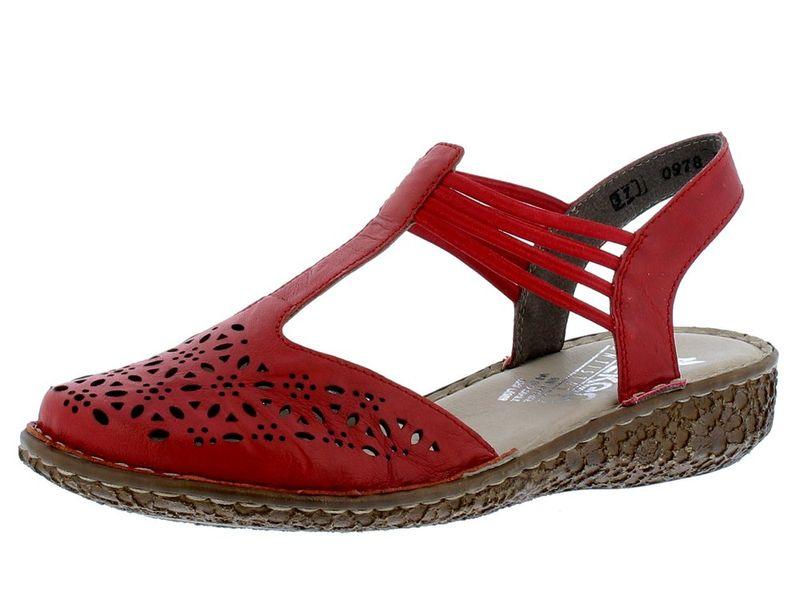 Rieker cipő - M0978-33