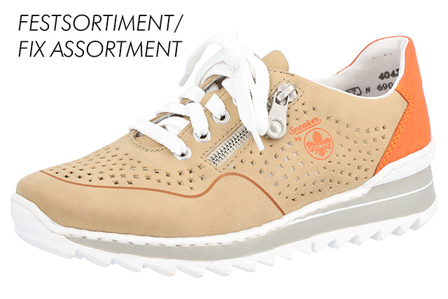 Rieker cipő - M6905-60