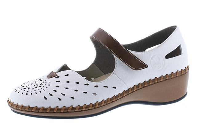 Rieker cipő - N1657-80