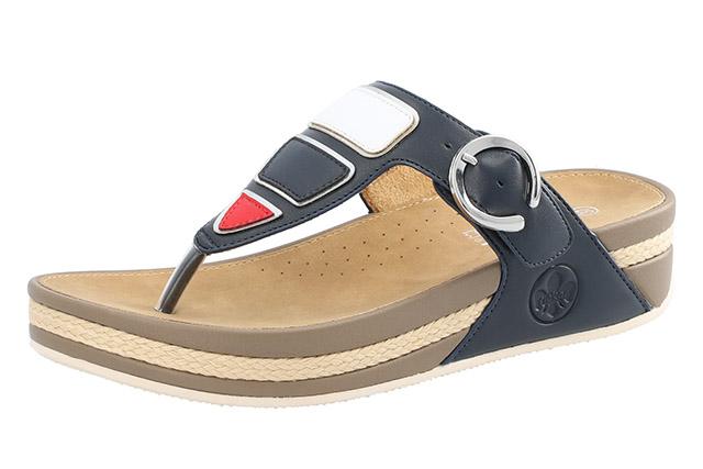 Rieker cipő - V1484-14