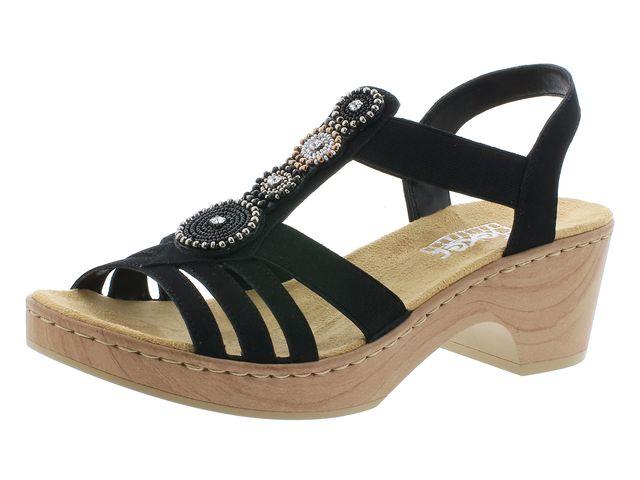 Rieker cipő - V28S8-00