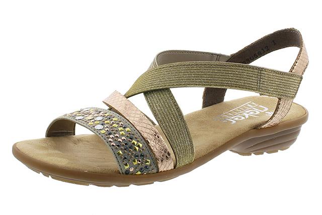 Rieker cipő - V3463-60