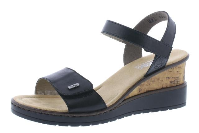 Rieker cipő - V3554-00