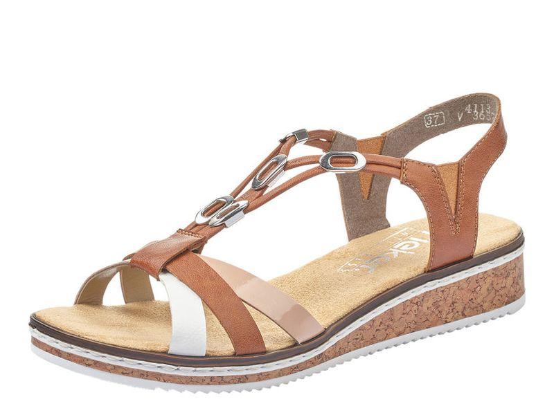 Rieker cipő - V3657-81