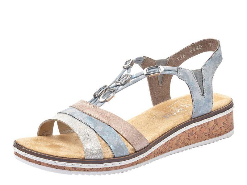 Rieker cipő - V36G4-40