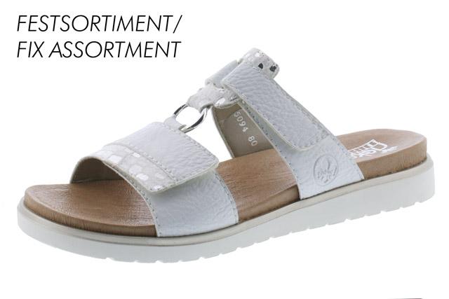 Rieker cipő - V5094-80