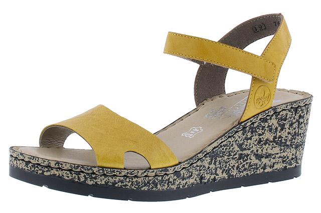 Rieker cipő - V7652-68