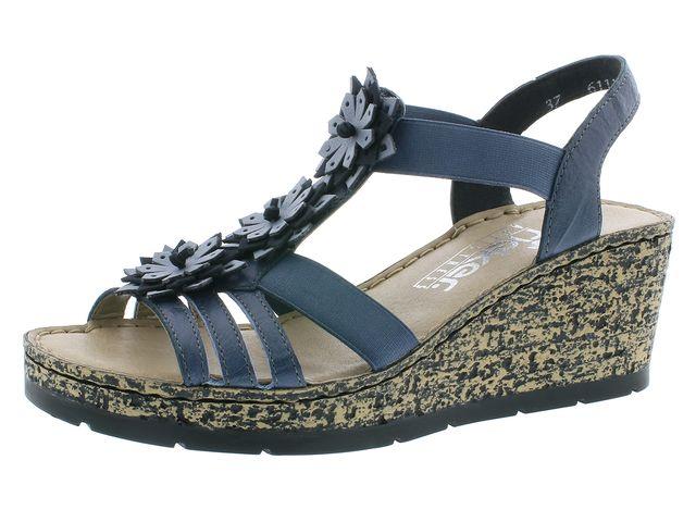 Rieker cipő - V7673-12